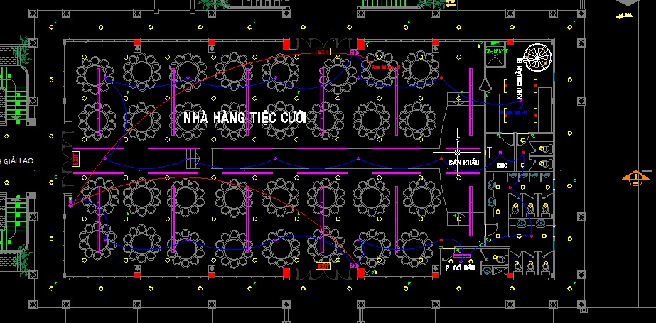 mechanical & electrical (m&e): as installed, as fitted cad, Electrical drawing